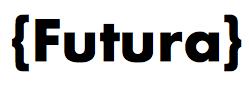 tipografia futura
